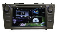 Android 4.2 Car DVD GPS for Toyota Camry 2007-2011 Capacitive Screen Navigation Ipod TV Radio RDS Support Wifi 3G Free shipping