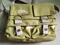 Free shipping National Geographic camera bag the NG2475 SLR canvas shoulder bag