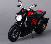 Alloy 1:12 Limited edition Ducati Big Devil Motorcycle models