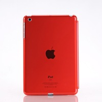 The official version of the transparent smart cover Tablet PC Case for iPad mini case Wholesale  IM3CK3