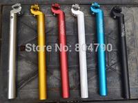 *Sale* Multicolor Aluminum Alloy 27.2/30.4/30.8/31.6mm*350MM Road Bike Seatpost, MTB Mountain Road Bike Bicycle Seat Tube New