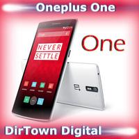 "Original OnePlus One Smartphone Quadcore 5.5""Screen 2.5GHz Qualcomm Snapdragon 801 MSM8974AC 8 CyanogenMod 3G ram WCDMA/4G LTE"