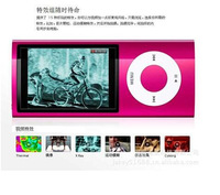 500pcs 5th real 8GB (not update) MP3 player 2.0 LCD Camera Scroll Wheel 1.3MP Camera Fashionable Mp3/ MP4 player