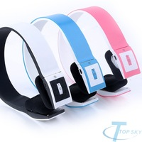 Wireless Bluetooth Stereo Headset Headphone For Iphone HTC Phone PC Laptop auricular inalambrico fone de ouvido sem fio cuffie