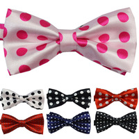 Fashion New Novelty Children's Adjustable Bowtie Performance  Page boy Flower Girl Dress Bow Ties