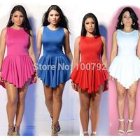Maxi Dress Boho Prom Evening Bodycon Dresses Celebrity   New 2014 Vintage Geometric Womens Party Women's Bandage Dress