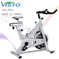 chian drive sweatproof meterial club spin bike/body fit bike/gym spinning bike