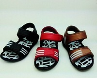 free shipping new arrival summer baby sandals beach style small kid sandals baby first walkers 4colors
