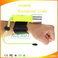 LED Flashligh Under Water Light LED Lantern Lanterna 2000 lumen CREE XML T6 Waterproof led Light Flash Light
