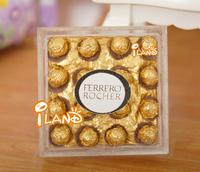 New 2014 iland 1/12 Dollhouse Miniature circular chotolate gift box shokugan