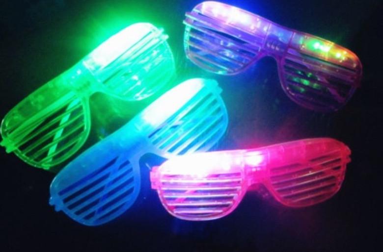 Online kopen wholesale blauwe led bril uit china blauwe led bril groothandel - Nachtclub decoratie ...