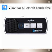 2014 Promotion Sale Handsfree Manufacturers Supply Visor Bluetooth Car Kit Tc-cc Broadcom 3.0 Module