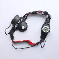 Ultra Bright 500 Lumen CREE Q5 LED Headlamp Headlight Zoomable for Camping Hiking Cycling flashlight  Climbing
