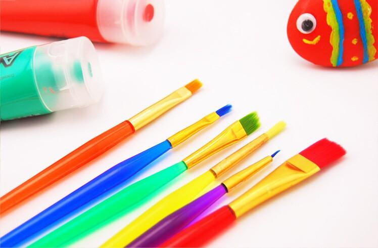decorating fine painting brush fondant dusting sugarcraft diy tool