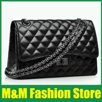 2014 new trend Quilted chain bag retro bag shoulder bag Messenger bag fashion handbags   Free Shipping 169