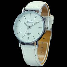 New Free Shipping High quality Quartz Leather Wrist Bracelet Fashion Women Watch Ladies Wristwatch