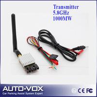 Helicopters Micro 5.8Ghz Video AV TX RX Combo System FPV 1000mW 7Km Range 5.8 ghz Transmitter 5.8G
