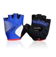 2014 High Quality Professional Half Finger Cycling Racing Mountain Bicycle Gloves Multifunction 5 Color 4 Size Free Shipping