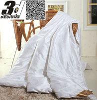 3.2kg Handmade 100% pure Mulberry Silk Comforter for Winter/Autum Queen King Full 200*230cm size Duvet/Blanket/Quilt Fast ship