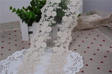 wholesale cotton crochet fabric