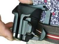 F07884 JMT 1PC New Camera Waist Belt Holster Strap Quick Release Buckle Hanger Holder for DSLR SLR Digital Camera + freeshipping
