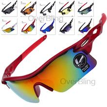 nuevo 2014 venta caliente deporte gafas de sol moda hombre y mujer al aire libre equitación gafas gafas ciclismo alto qulity(China (Mainland))
