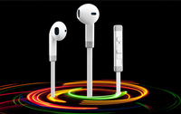 Electronic 2014 New BYZ S800 Noise Isolating 3.5mm in ear Headphones With Mic For iPhone Samsung Nokia Lenovo