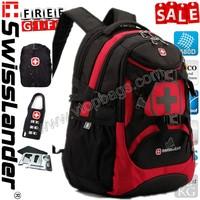 Brand SwissLander, swiss,15.6 inch women laptop backpack,SwissArmy,laptop bag,travel backpack,school backpack,for Tablet Pc