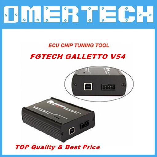 2014 promotion fgtech v54 galletto 4 master V54 Auto ECU Programmer fgtech V54 BDM-TriCore-OBD FG Tech V54(China (Mainland))