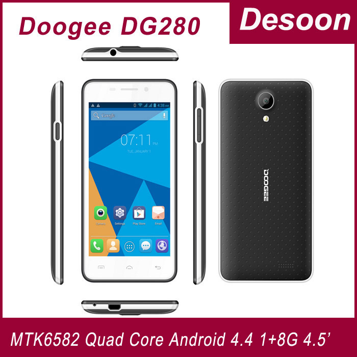 In stock! Original Doogee TITANS DG150 Waterproof Dustproof Smart Phone 3.5 inch 512MB RAM 4GB ROM Android 4.2/ Koccis(China (Mainland))