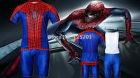 NEW SUPER HERO Slim Fit Red The Amazing Spider-man Bicycle Cycling Kits Wear Jerseys Shorts Suit + Bib Pants SIZE:M/L/XL/XXL
