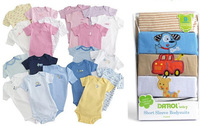 Carter 2014 baby romper boy girl's long sleeve100% cotton rompers Short Triangle Romper, climbing clothing.size 3~24M
