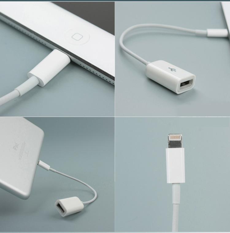 Кабель для мобильных телефонов OEM OTG Apple IPAD 4 IPAD mini Micro USB WTC-14 кабель otg для мобильных телефонов и планшетов micro usb deppa 0 15м 72110