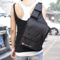 2015 new design swissg  ear Shoulder bag multifunction men/women's outdoor sport backpacks canvas waterproof free shipping