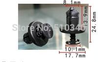 Free shipping 100pcs car coat hanger automotive fasteners auto clip fastener