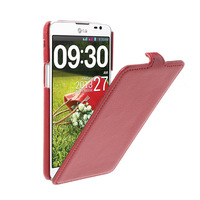 for LG G Pro Lite D686 Litchi Leather Flip Cover for LG G Pro Lite D684 Dual D686 Free Shipping