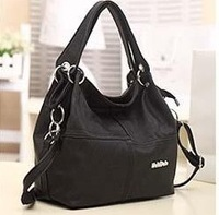 2014 New Hot  PromotionNew!!!Special Offer PU Leather bags women messenger bag/ Wei Emperor Paul Retro Shoulder Handbag