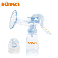 Safety material PP manual breast pump 120 ml bottle