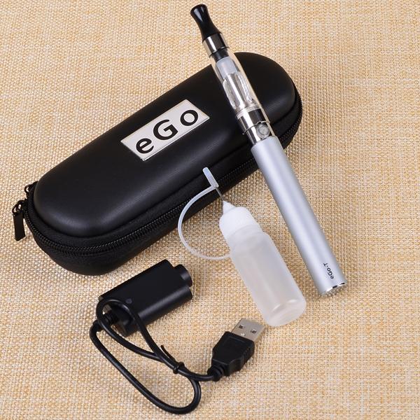 New eGo e Cigarette CE4 eGo Kits 1.6ml Atomizer 650mah 900mah 1100mah Battery Zipper Carry Case eGo CE4 Electronic Cigarette(China (Mainland))
