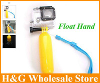 Gopro Accessories Bobber Floating Handheld Hand Grip Handle For Gopro Hero 3+ 3 2 1