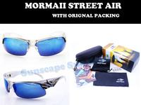 News MORMAII STREET AIR sports sunglasses for Men bicicleta women hand painted evoke oculos de sol With Original Packages