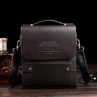 New Arrived POLO men's messenger bag handbag Brand Business briefcase fashion shoulder bag crossbody bag Free Shipping
