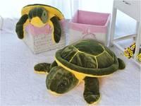 Tortoise doll turtle doll plush toy  cushion child  gift