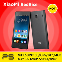 "4.7"" Xiaomi Hongmi Phone Set + Mofi Flip Case + Screen protector +Plug Adapter if necessary +  Multilang-ROM Updating Service"