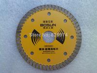 Free Shipping Good Quality Diamond Cutting Disc, Diamond Turbo Saw Blade, Size 105*20*1.2mm