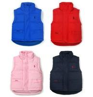 1Retail,New 2014 Children's vest,high quality children's cotton vest,girls vest,Children's clothes, children's winter vest.