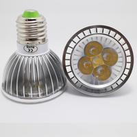 Super Bright Dimmable PAR20 LED Spotlight 15W E27 85-265V Cold/Warm White LED Light PAR 20 LED Bulb Lamp For Home