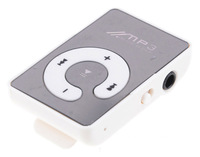 Cheap Small clip mp3 belt mirror screen card clip mp3 player flash mp3 memories of the mirror panel free shippiing
