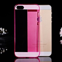 IMPRUE Ultrathin TPU high clear Case For Iphone5 5S Retailer Packing Frere Shpping