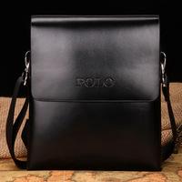 New Arrived designer's men's messenger bag fashion polo shoulder bag brand crossbody bag men business bag Free Shipping